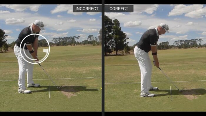 Film Your Swing – Checking Alignment