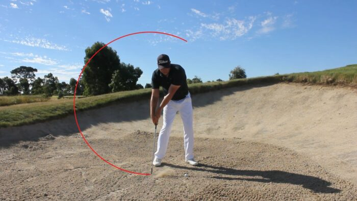 Hitting Fat and Thin Bunker Shots