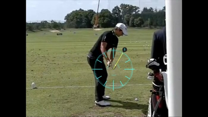 Club Face Patterns from Great Hitters