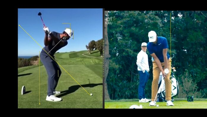 Tony Finau Swing Analysis