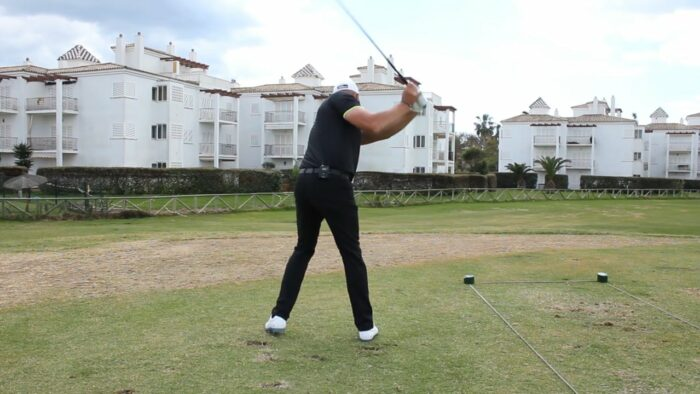 Lift and Replant the Left Heel Drill to Create Separation and More Power