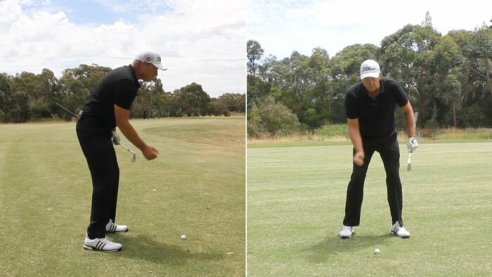 Stop Hitting Thin and Topped Shots with This Simple Rule