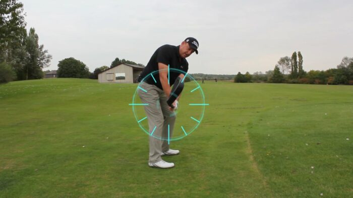 The Halfway Back Right Hand Stop Drill