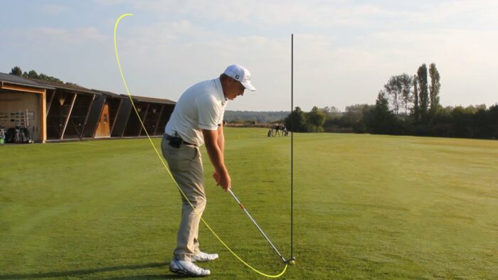 Hit Your Divots to the Right – A Great Drill
