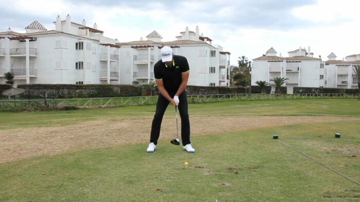 Using the Ground as Leverage to Pick up Your Club Head Speed