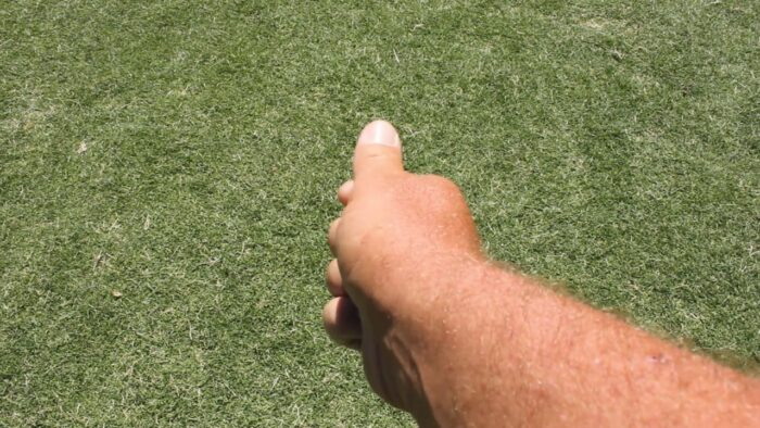 A Close up Look at How the Right Wrist Works in the Takeaway