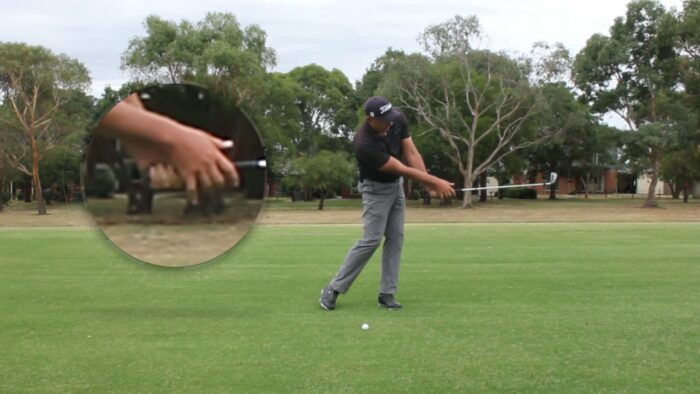 Lag and Drag That Club in to Improve Your Contact and Distance