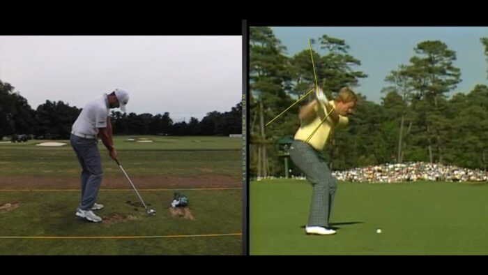 A Fascinating Look at the Different Backswing Positions