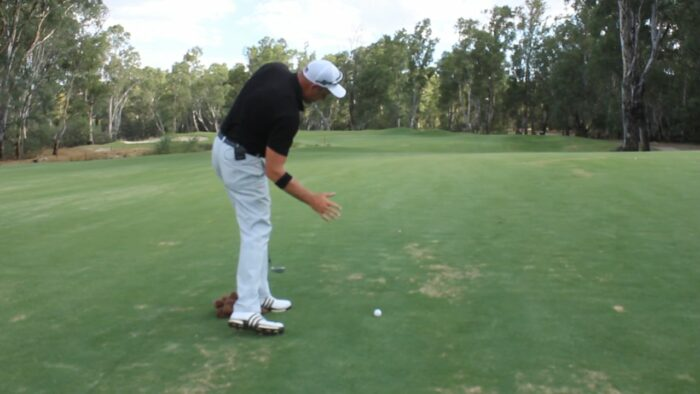 Towel Drill to Prevent Toe Hits