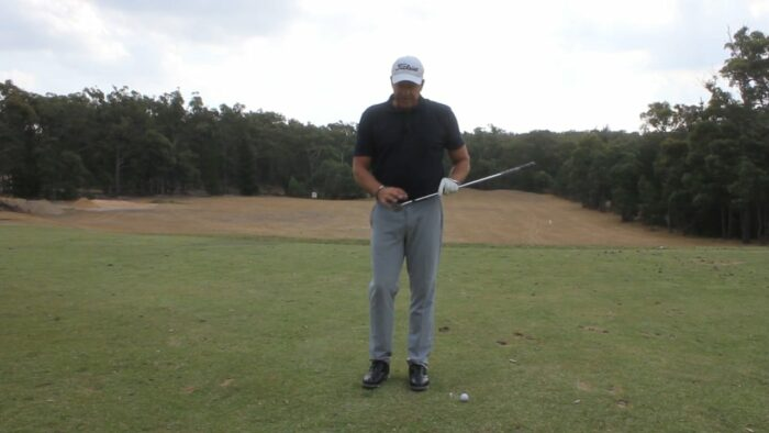 A Great Simple Drill to Prevent Hitting It in the Toe
