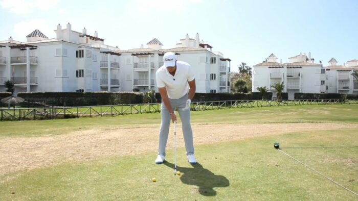 How to Set up to Make It Easier to Draw the Ball