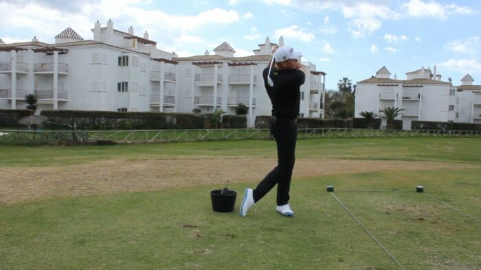 A Great Drill to Compress Your Irons