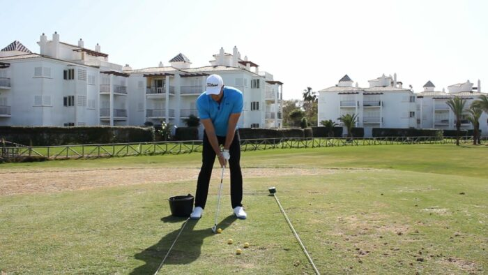 Improve Your Impact Position with Simple Effective Drill