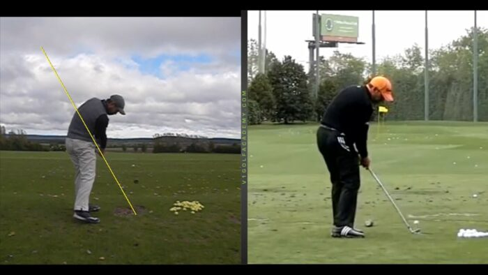 An in Depth Look into the Impact Plane with the Iron Shots