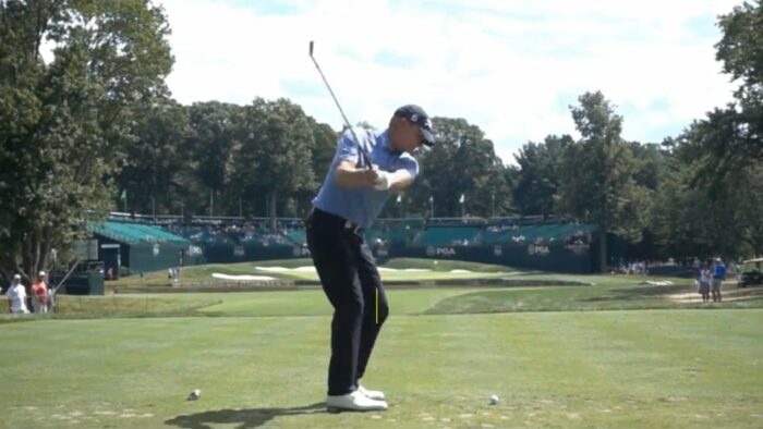 Great Symmetrical Knee Work and Shoulder Plane