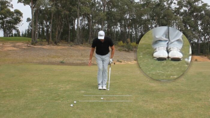 A Drill to Fix That Lateral Movement in the Backswing