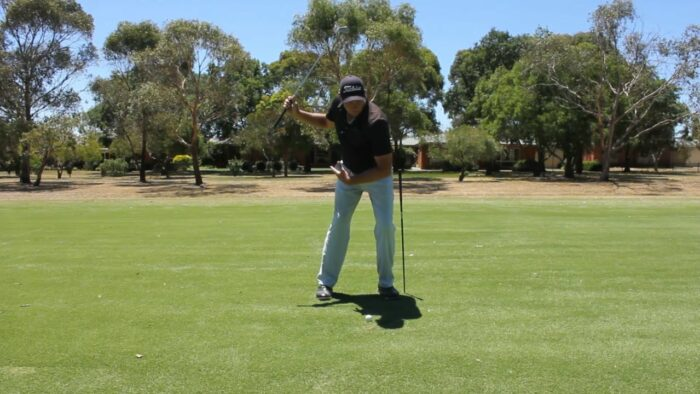 A Great Drill to Create Lateral Movement and Separation in Your Swing