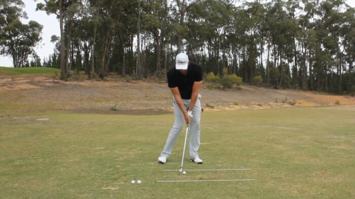 A Great Drill to Improve the Low Point of Your Swing