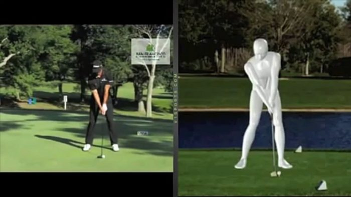 Adam Scott Golf Swing Compared To The Model Swing By Craig