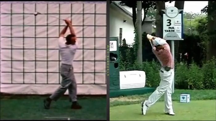 Arnold Palmer Golf Swing Analysis