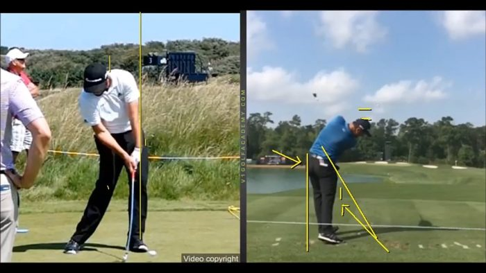 John Rahm Golf Swing Analysis