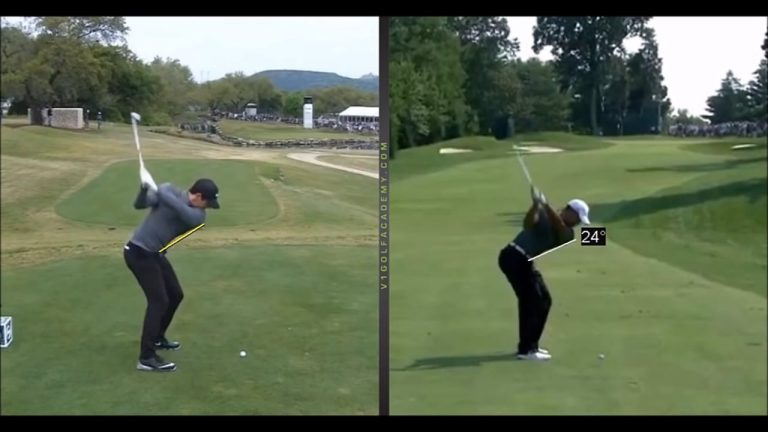 Rory McIlroy Swing Analysis