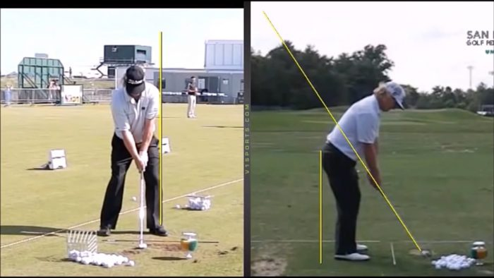 Charley Hoffman Swing Analysis – Hit from the Inside