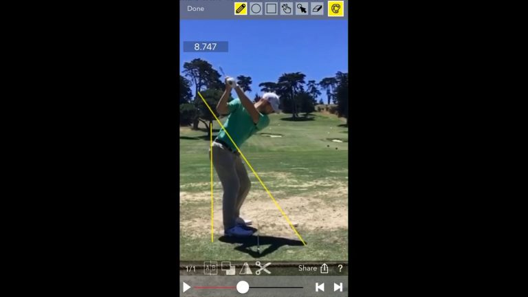 How to Analyze Your Swing on Your Phone