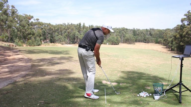 How Much Should I Turn My Hips at Impact? Tour Average Is 30-45 Degrees!
