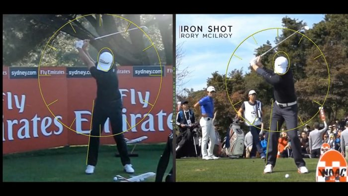 Build Your Backswing! – Major Moves.