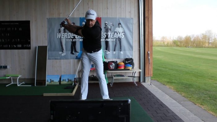 Build Your Backswing With Perfect Turn!