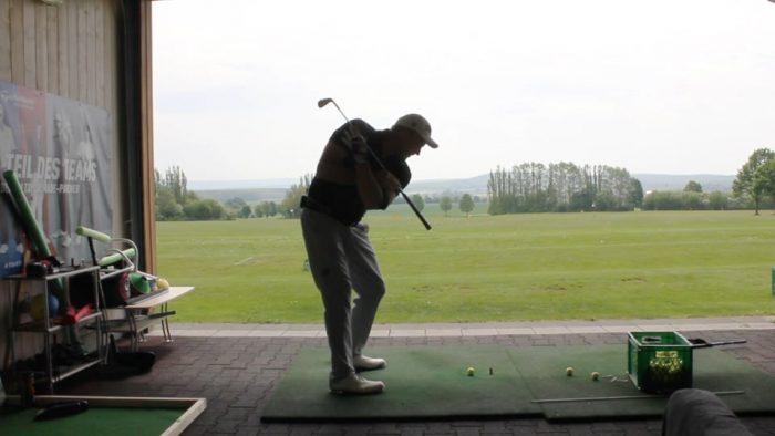 Side Bend – Shoulder Plane PGA Average! 39-45 Degrees!