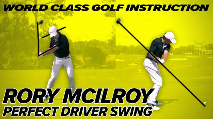 Rory Mcllroy Driver Swing – the Perfect Driver Swing!