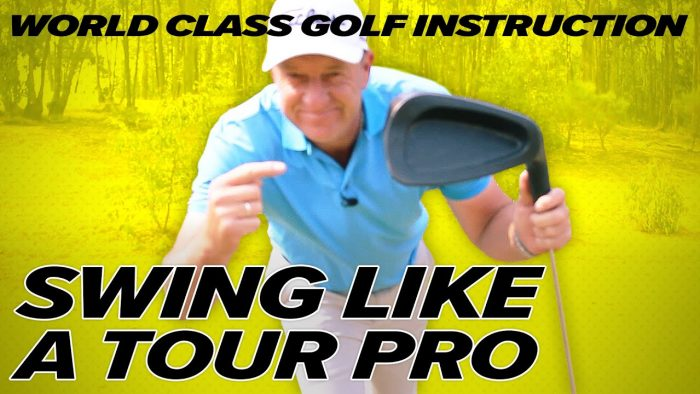 Perfect Golf Swing Backswing Drill