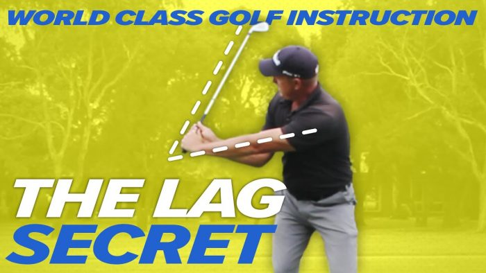 How to Get Lag in the Golf Swing – Effortless Power and Distance