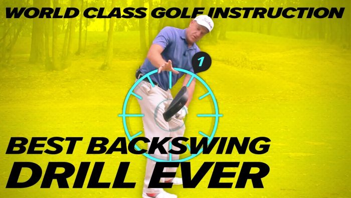 Build the Perfect Backswing!