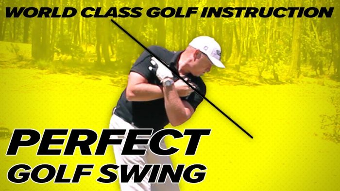 Golf Swing and Golf Technique! Build Your Golf Swing!