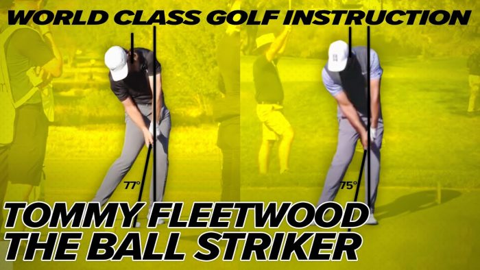 Tommy Fleetwood Swing