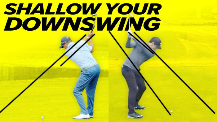 Rory Mcllroy Swing! Shallow Like Mcllroy, Rickie Fowler, Adam Scott!