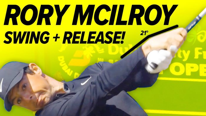 Rory Mcllroy Swing – the Perfect Release!