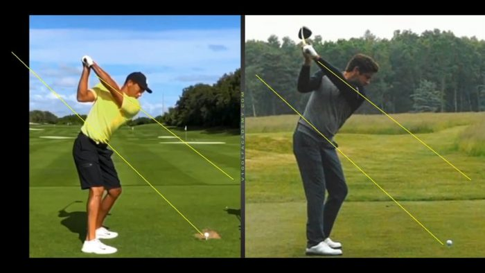 The Driver Backswing – Down the Line!