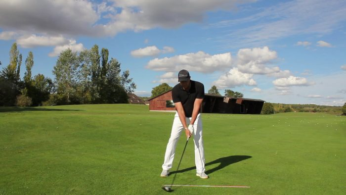 What to Feel at Lead Arm Parallel – How to Build Your Deep to Shallow Backswing