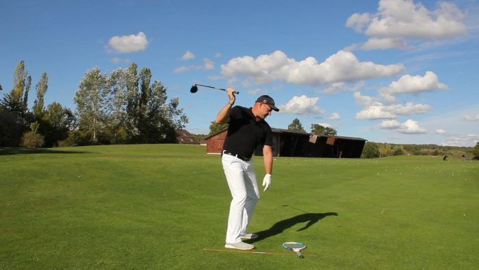 The Takeaway – The  Lead Wrist Moving Into Flexion