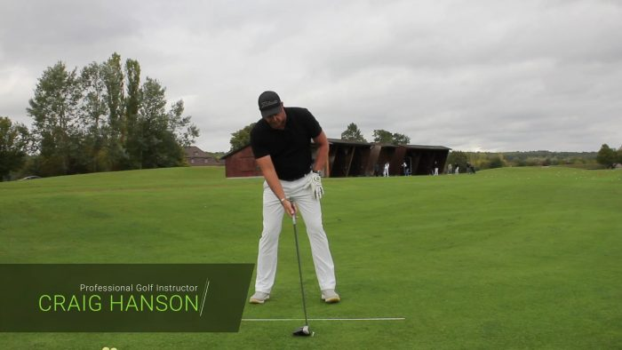 The Hand Motion in the Through Swing!