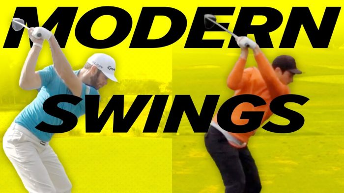 Juston Thomas Golf Swing – John Rahm, Viktor Hovland, Dustin Johnson – Modern Golf!