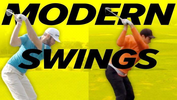 Juston Thomas Golf Swing – John Rahm, Viktor Hovland, Dustin Johnson – Modern Golf!