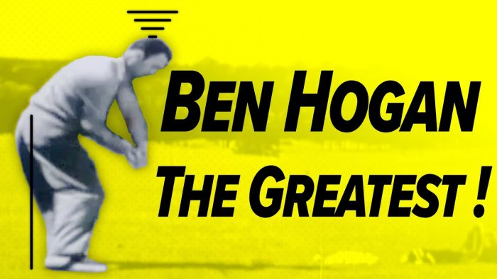 Ben Hogan Swing! – Swing Analysis – Incredible Angles!