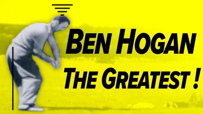 Ben Hogan Swing! – Swing Analysis – Incredible Angles!