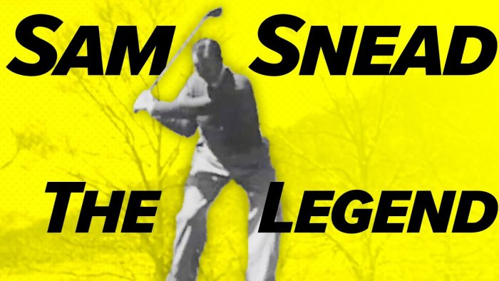 Sam Snead Swing – The Ball Striker! – Craig Hanson Golf