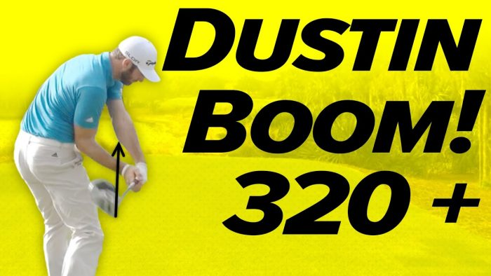 Dustin Johnson Driver Swing! – The Worlds Best – Craig Hanson Golf